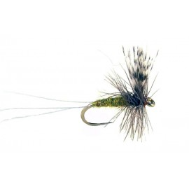 Barbless Blue Winged Olive 16's