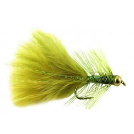 "Goldhead ""Green Flash"" Damsel.10's"