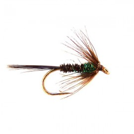 Black and Green Cruncher