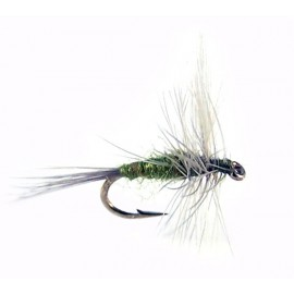 """The Ghilie's Choice"" Bluwe Winged Olive 20's"